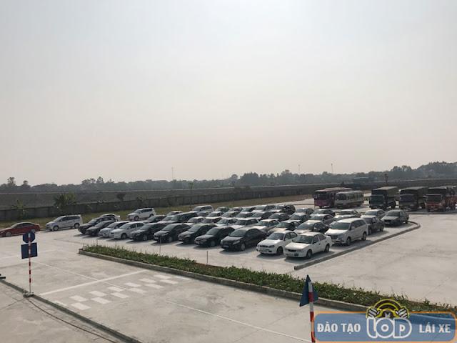 Trung tâm đào tạo lái xe B1, B2, C Hà An