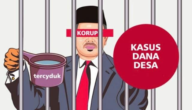 Terjerat Dana Desa, Nasryanti Dijatuhi Hukuman 1 Tahun Penjara