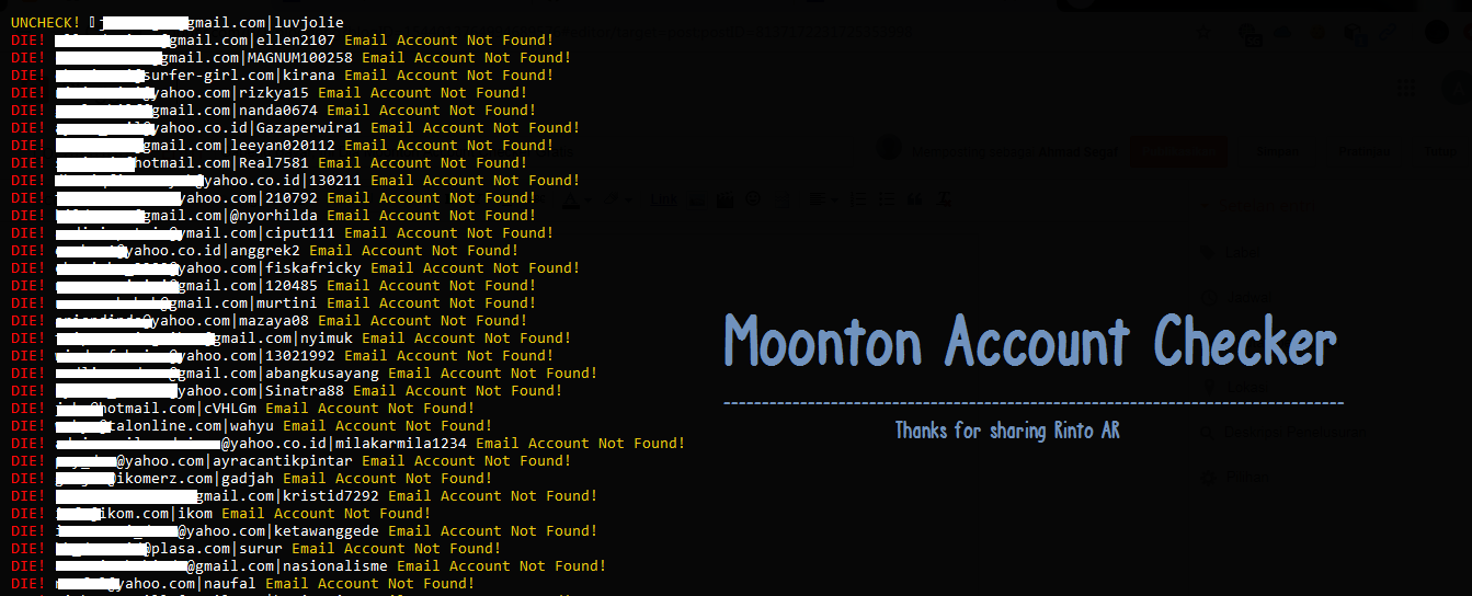 Gaperlu Bayar Ini Dia Moonton Account Checker Gratis