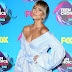 Renee Bargh comparece ao Teen Choice Awards 2017 no Galen Center em Los Angeles, na California – 13/08/2017