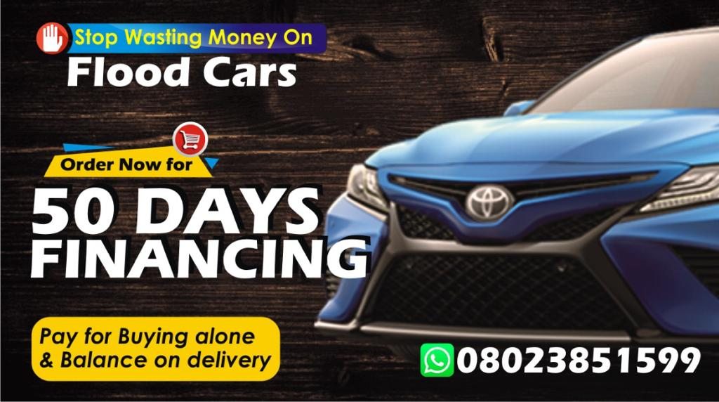 Lets help you finance your car to Nigeria- Awoof Car #Arewapublisize