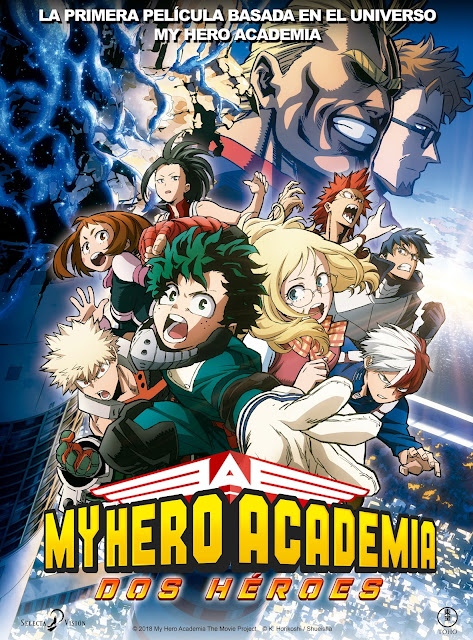 My Hero Academia: The Movie – The Two Heroes