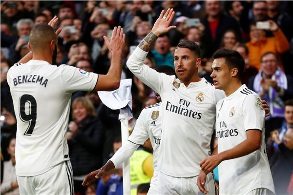 اهداف مباراه ريال مدريد وبلد الوليد في الدوري الاسباني 24-8-2019