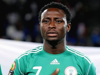Nigeria's Chinedu Obasi claims refusal to pay bribe cost him 2014 World Cup
