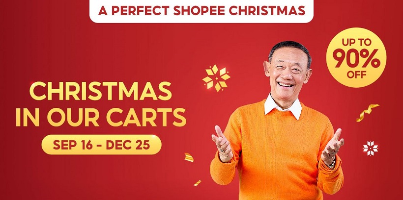 Shopee Christmas in Our Carts x Tigernu Bags