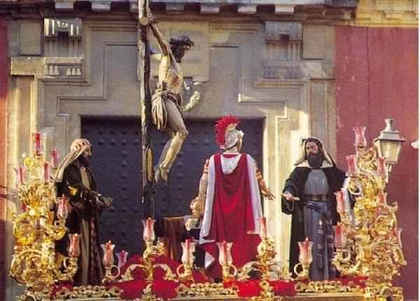 El Buen Fin de Sevilla lleva a cabildo la reincorporación de figuras secundarias al paso de su crucificado