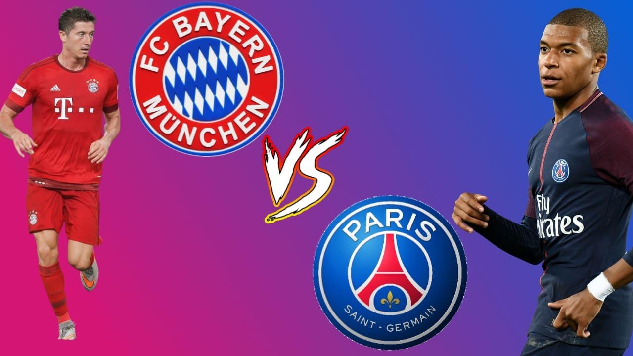 تشكيلة بايرن ميونخ المتوقعة ضد باريس سان جيرمان  -ذهاب ربع نهائي ابطال اوروبا