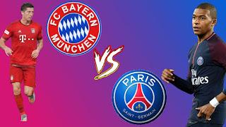 تشكيلة بايرن ميونخ المتوقعة ضد باريس سان جيرمان
