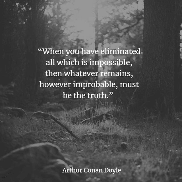 Sherlock Holmes Quotes by Arthur Conan Doyle