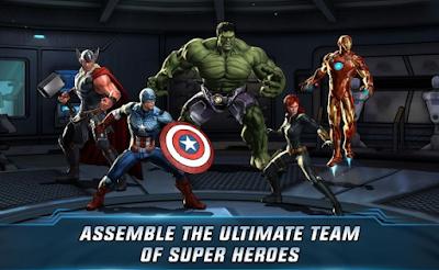 Download Marvel: Avengers Alliance 2 v1.2.1