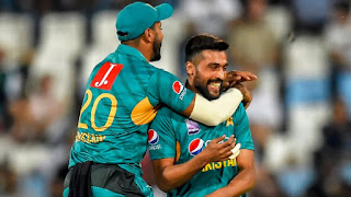 South Africa vs Pakistan 3rd T20I 2019 Highlights
