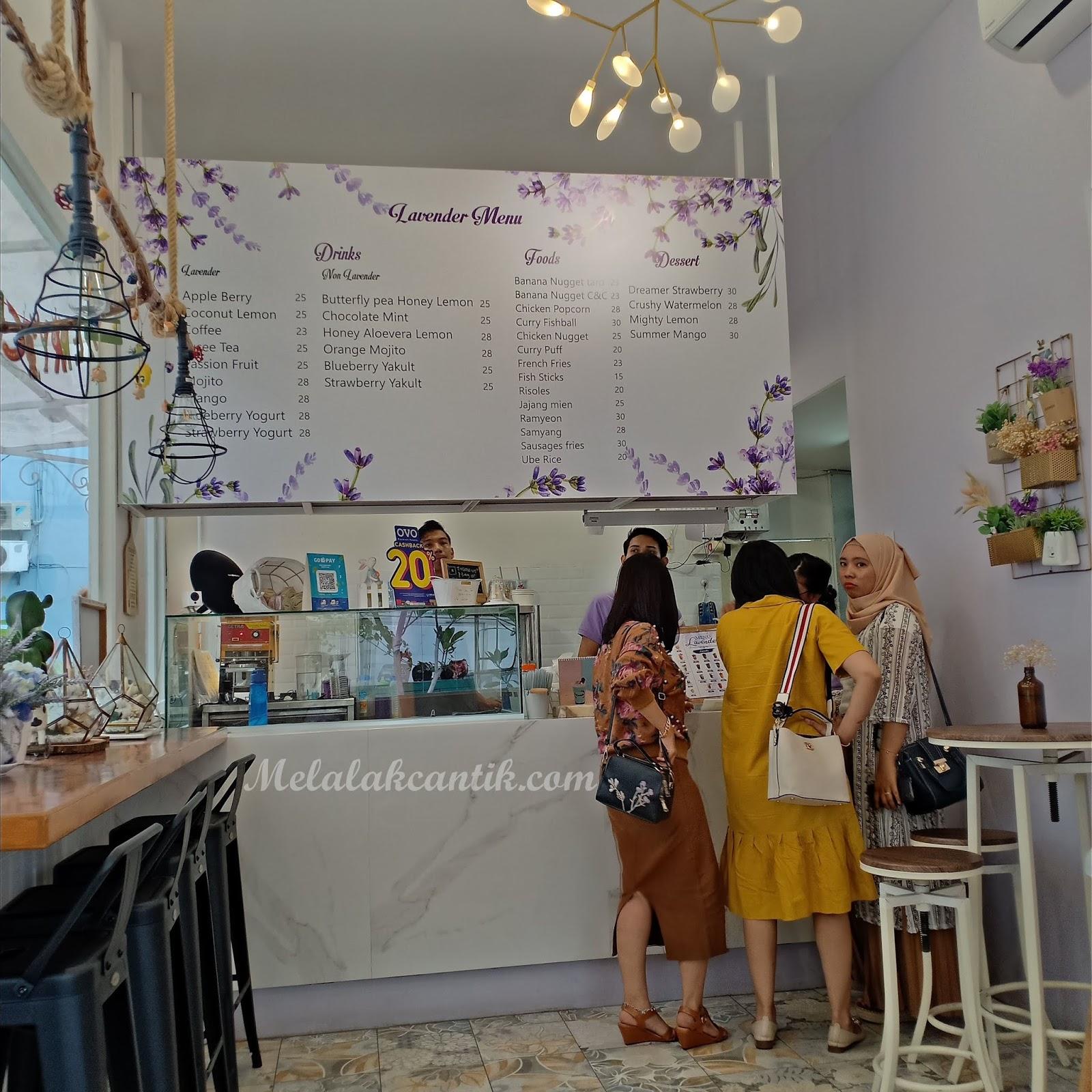 Lavender the Purple Medan