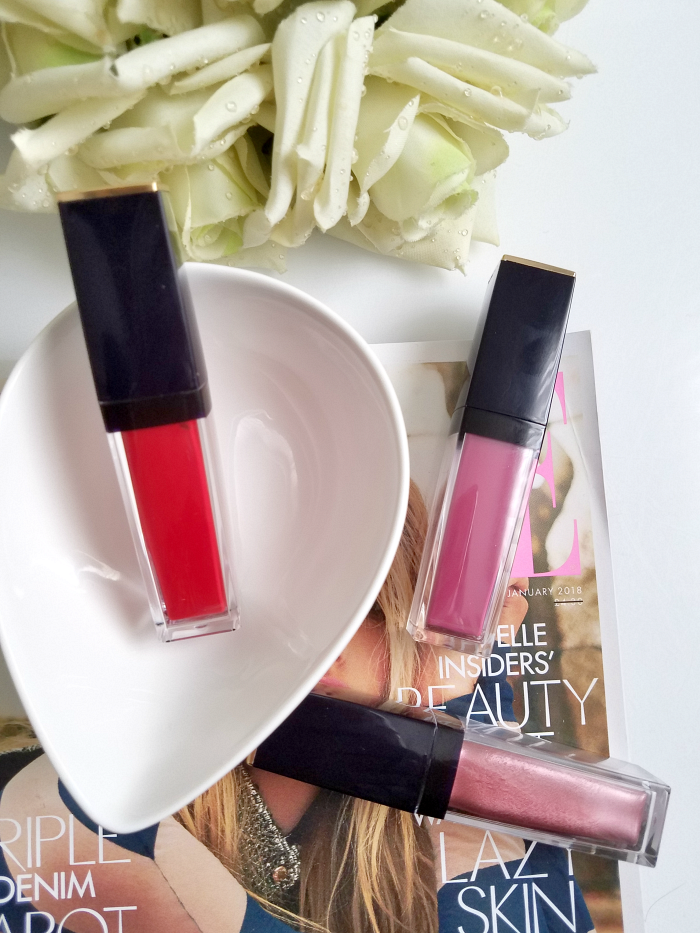 Review / Swatches: Estée Lauder - Pure Color Envy Paint-On Liquid Lipcolor - Controversial, Laquer Love, Shameless, Matte, Metallic, Vinyl, Madame Keke The Luxury Beauty and Lifestyle Blog