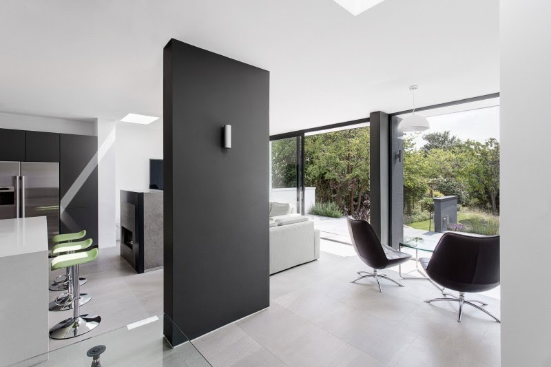 decorar Arquitetura Moderna Com Interior Elegante