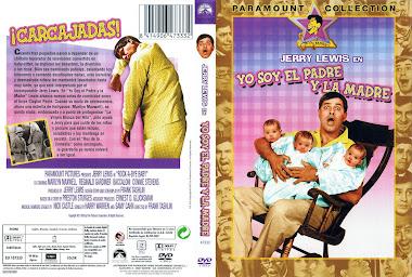 Carátula dvd: Yo soy el padre y la madre