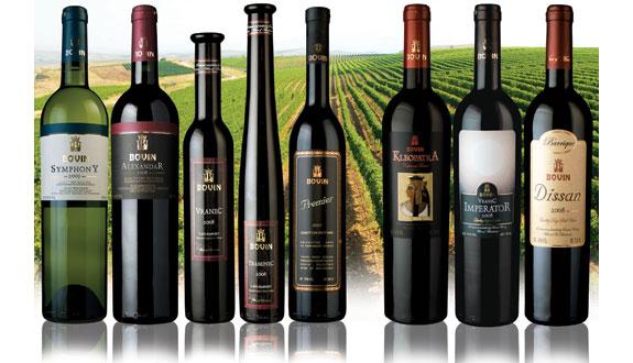 Wein-Krieg zwischen Kroatien und Makedonien?