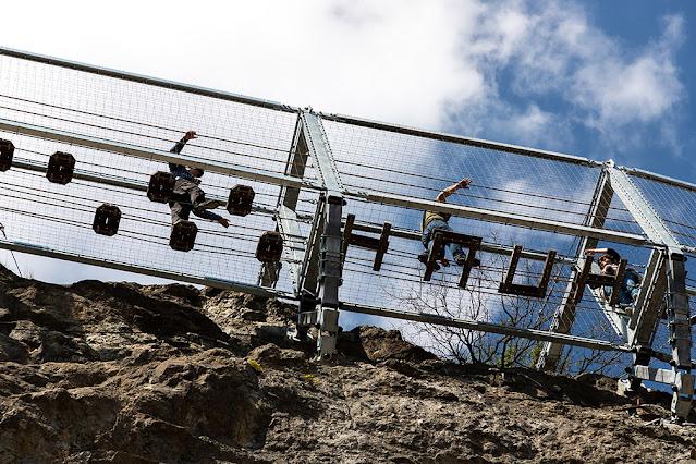 Durbuy Adventure Valley 3D Maze Skywalk