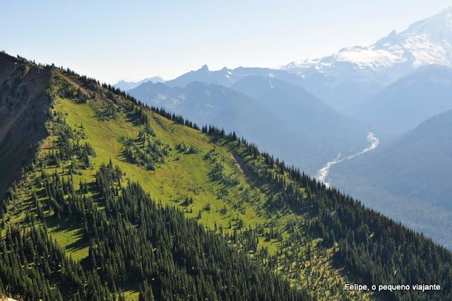 Mt. Rainier Gondola - Crystal Mountain Resort - Washington