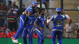 MI vs DD 39th Match IPL 2015 Highlights