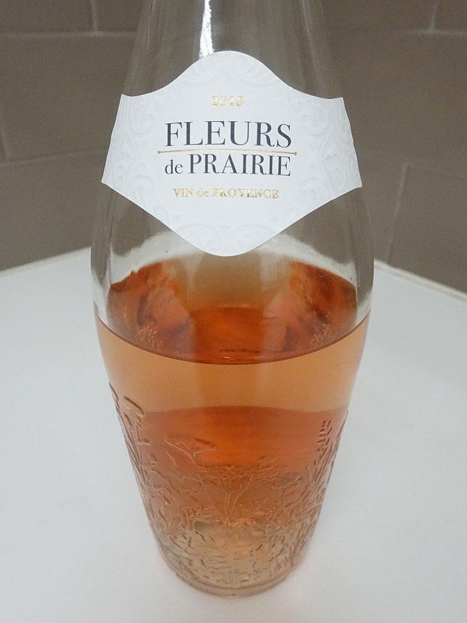 Fleurs de Prairie Rosé 2018 (90 pts)