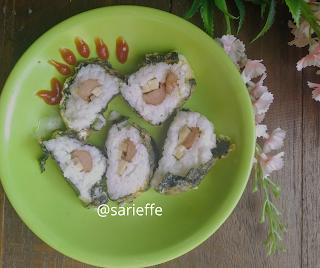 Cara membuat sushi yang mudah dan enak