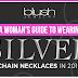 A Woman's Guide to Wearing Silver Chain Necklaces in 2019 #infographic