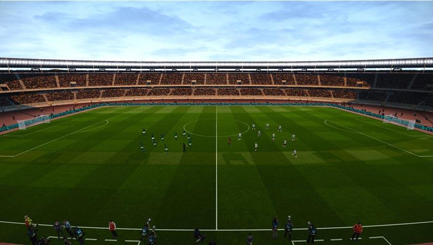 M.K.O Abiola National Stadium Abuja For eFootball PES 2021