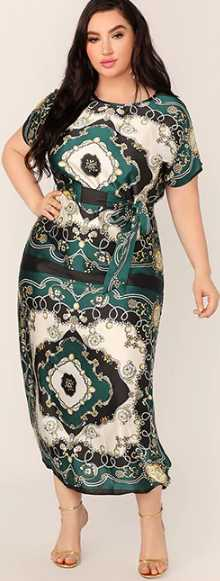 Plus Size Women Dress Sleeveless Classy Practices Women Dresses