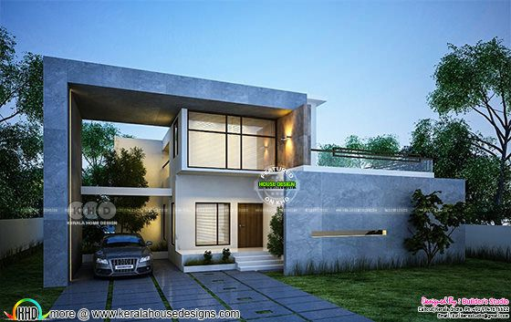contemporary residence 1500 sq-ft