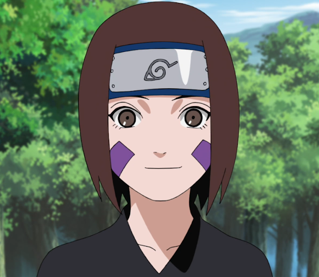 Naruto Karakter - Kumpulan foto Rin Nohara dan Fakta tentang Rin Nohara