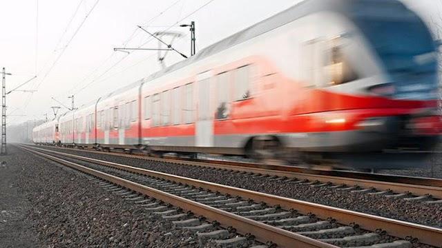 Halálra gázolt egy embert a vonat Paloznak közelében