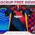 Nike Football Shirt Mockup Psd Template Free Download by M Qasim Ali
