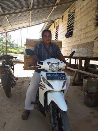Selain Aktif di Ormas LAKI Beltim, Tamrin Juga Lakoni Dagang Udang