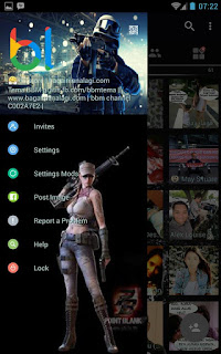 Download BBM MOD Point Blank v3.0.1.25 APK Terbaru