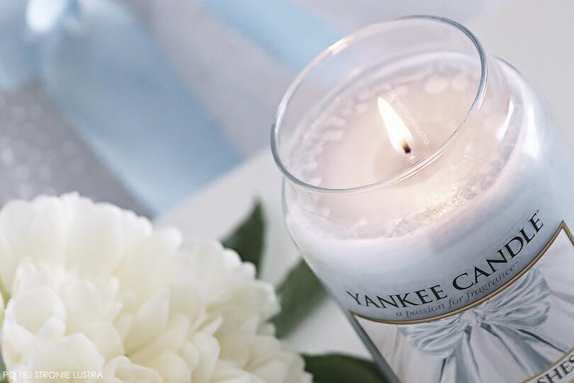 świeca yankee candle palenie