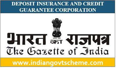 Deposit Insurance and Credit Guarantee