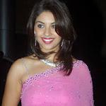 Richa Gangopadhyay Looking Beautiful in Pink Saree