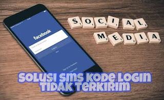 Bagaimana Cara Login Facebook Tapi Tidak Menerima SMS Kode Login