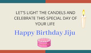 Happy Birthday jiju Images