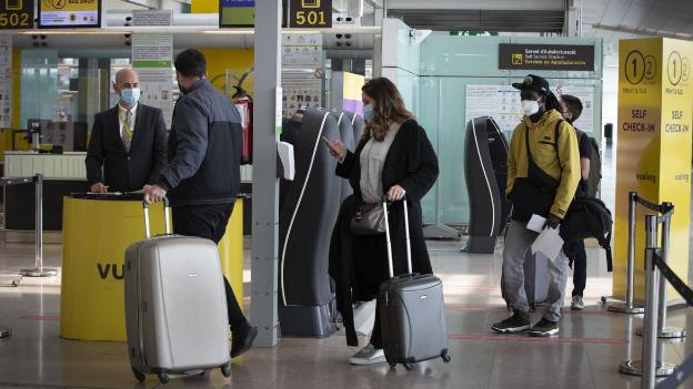 España prorroga las restricciones de entrada a terceros países hasta el 31 de mayo