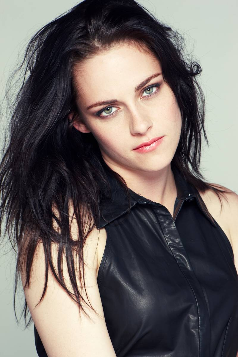 Kristen Stewart In Elle Magazine France November 2012