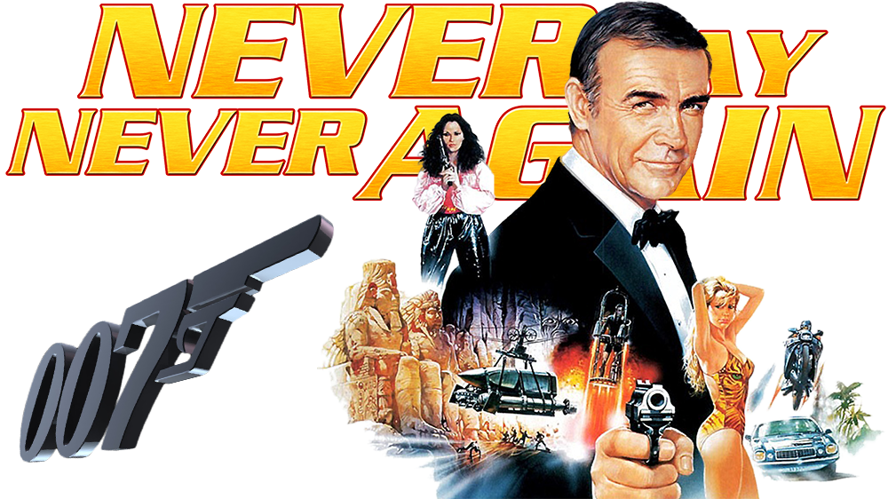 Never Say Never Again 1983 Dual Audio Hindi 720p BluRay