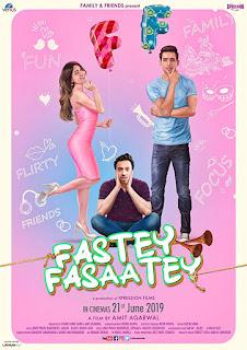 Fastey Fasaatey (2019) Hindi Movie Pre-DVDRip | 720p | 480p