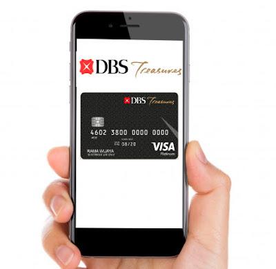 kartu kredit debit DBS