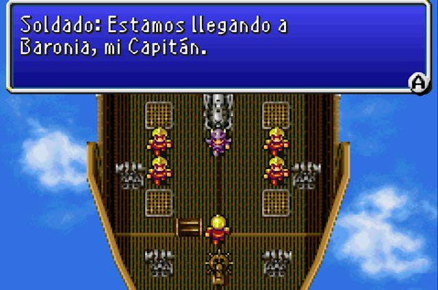 Final Fantasy IV Advance - Español - Captura 2