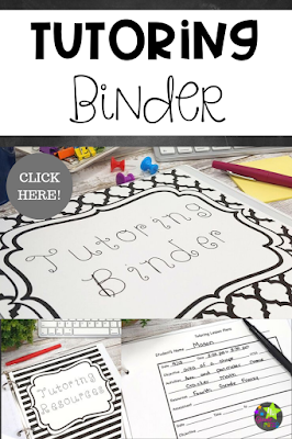 tutoring-business-binder