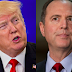 Trump suggests Schiff be arrested for treason