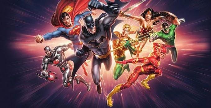 Universo compartilhado das animações da DC