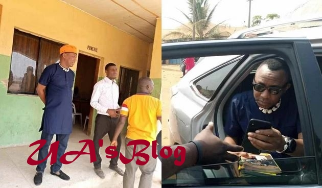 School Principal Disappear As Sowore Stops By To Apply As A Teacher