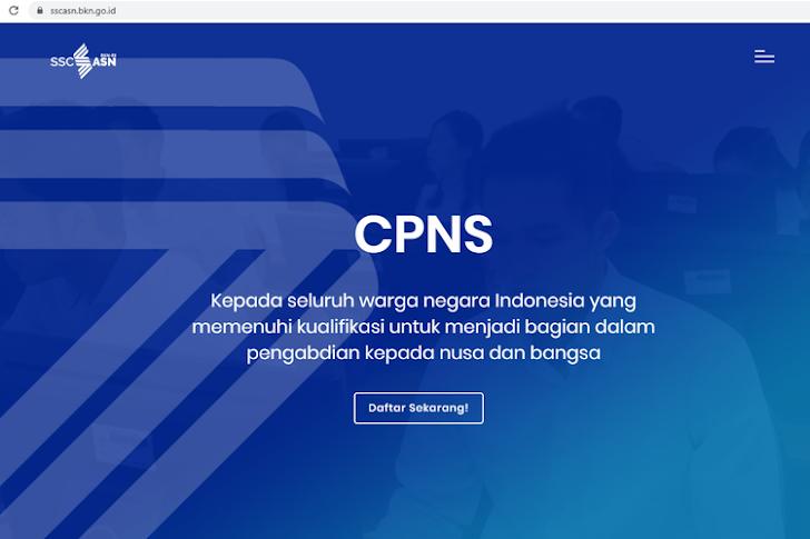 Daftar 10 Formasi CPNS 2019 yang Belum Ada Pelamarnya